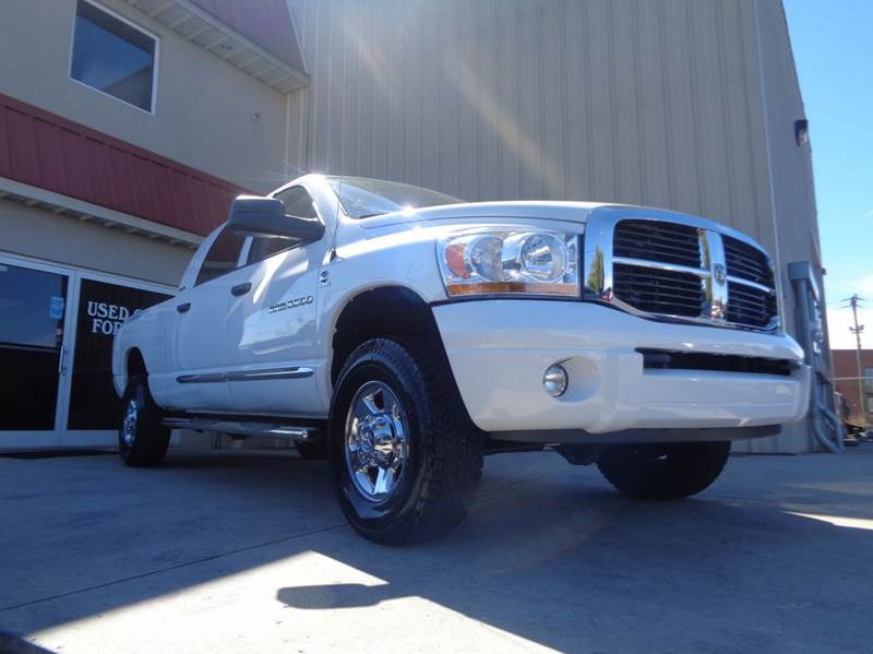 2006 dodge ram pickup 3500 laramie 4dr mega cab 4wd sb in kernersville nc used cars for sale. Black Bedroom Furniture Sets. Home Design Ideas