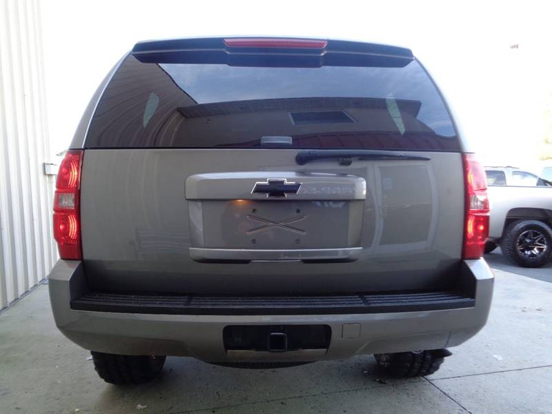 Lifted Tahoe For Sale Nc >> 2007 Chevrolet Tahoe LT 4dr SUV 4WD In Kernersville NC - Used Cars For Sale