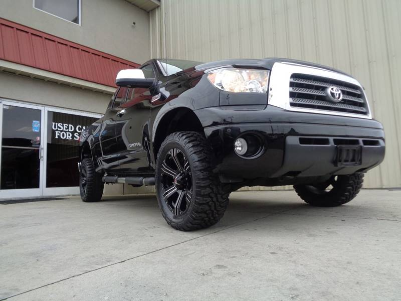 2008 toyota tundra 4x4 limited 4dr double cab 5 7l v8 in kernersville nc used cars for sale. Black Bedroom Furniture Sets. Home Design Ideas