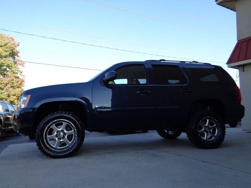 2008 chevrolet tahoe 4x4 lt 4dr suv in kernersville nc used cars for sale. Black Bedroom Furniture Sets. Home Design Ideas