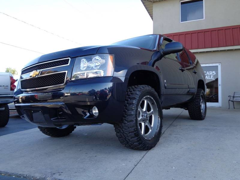 2008 chevrolet tahoe 4x4 lt 4dr suv in kernersville nc used cars for sale. Black Bedroom Furniture Sets. Home Design Ideas
