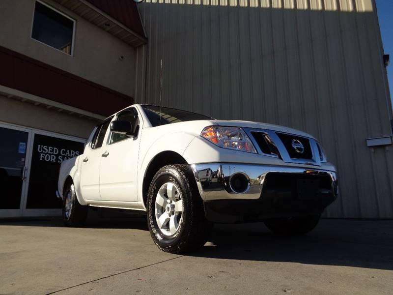 2009 nissan frontier 4x4 se v6 4dr crew cab swb pickup 5a in kernersville nc used cars for sale. Black Bedroom Furniture Sets. Home Design Ideas
