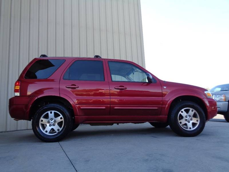 2005 ford escape limited 4dr suv in kernersville nc used cars for sale. Black Bedroom Furniture Sets. Home Design Ideas