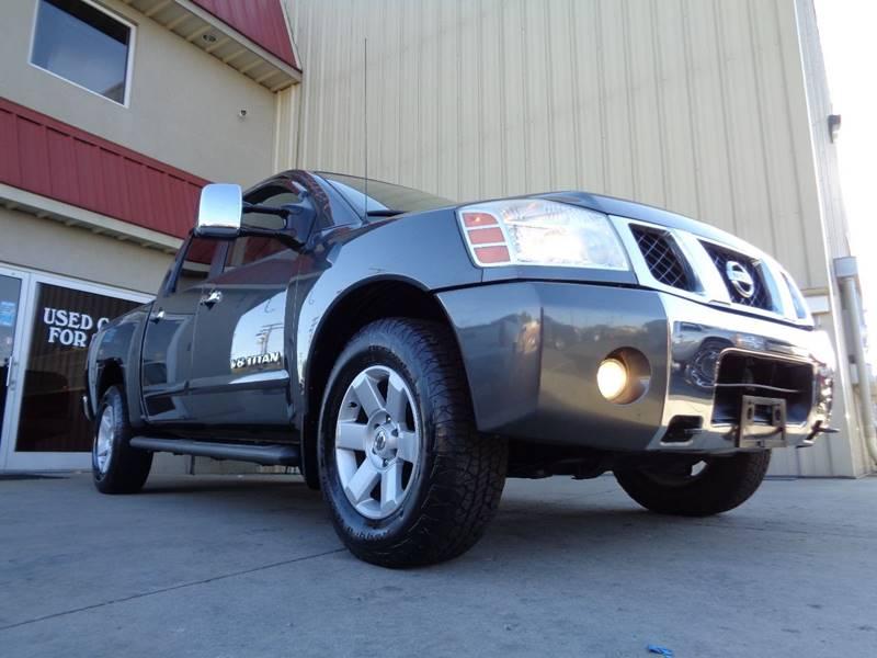 2006 nissan titan le ffv 4dr crew cab 4wd sb in kernersville nc used cars for sale. Black Bedroom Furniture Sets. Home Design Ideas