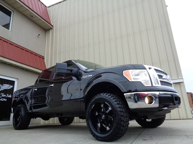 2010 ford f 150 4x4 lariat 4dr supercrew styleside 5 5 ft sb in kernersville nc used cars for. Black Bedroom Furniture Sets. Home Design Ideas