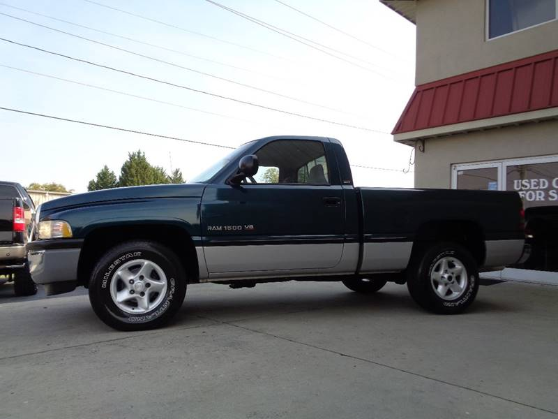 1998 dodge ram pickup 1500 2dr laramie slt standard cab sb in kernersville nc used cars for sale. Black Bedroom Furniture Sets. Home Design Ideas