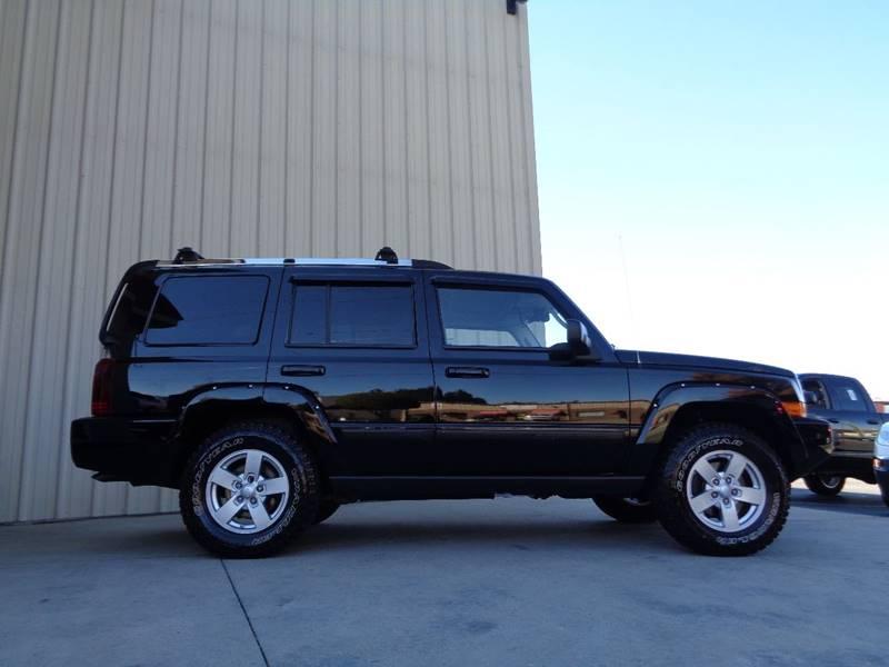 2006 jeep commander limited 4dr suv 4wd in kernersville nc used cars for sale. Black Bedroom Furniture Sets. Home Design Ideas