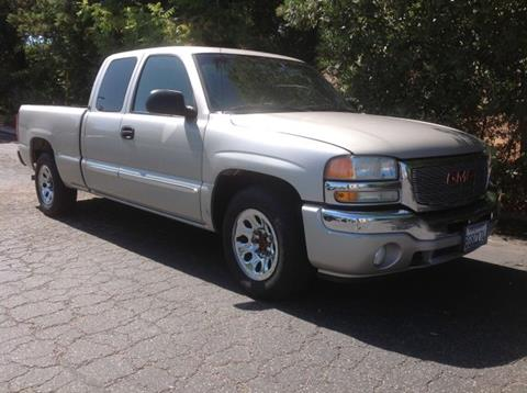 Paso Robles Gmc >> Used 2006 Gmc Sierra 1500 For Sale In Paso Robles Ca