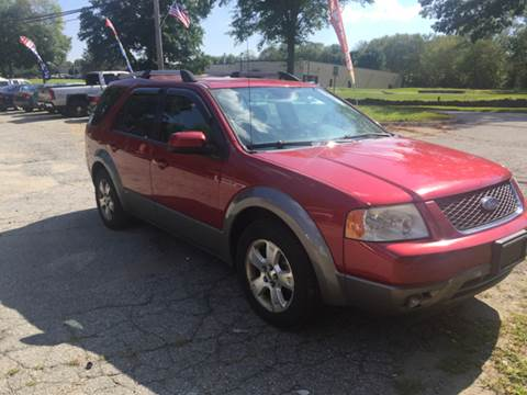 2005 Ford Freestyle for sale in Wauregan, CT