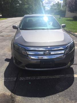 2010 Ford Fusion for sale in Wauregan, CT