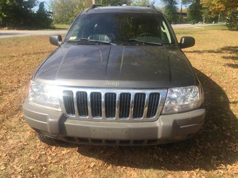 2002 Jeep Grand Cherokee for sale in Wauregan, CT