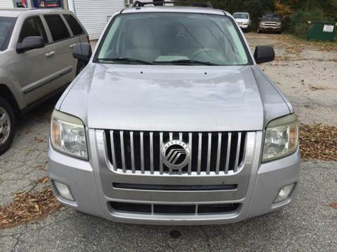2008 Mercury Mariner for sale in Wauregan, CT