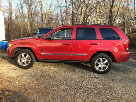 2009 Jeep Grand Cherokee for sale at V & R Auto Group LLC in Wauregan CT