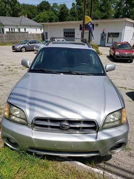 2003 Subaru Baja for sale in Wauregan, CT