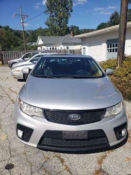 2010 Kia Forte Koup for sale in Wauregan, CT