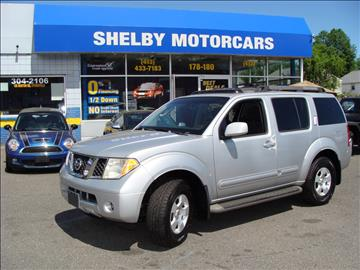 2007 Nissan Pathfinder for sale in Springfield, MA
