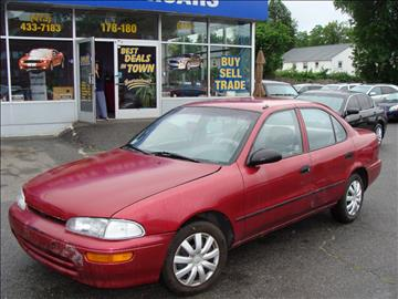 1995 GEO Prizm for sale in Springfield, MA