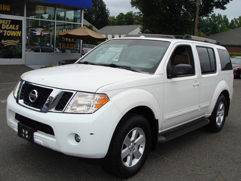 2008 Nissan Pathfinder for sale in Springfield, MA