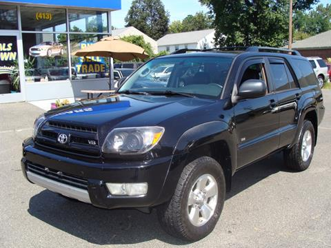 2004 Toyota 4Runner for sale in Springfield, MA