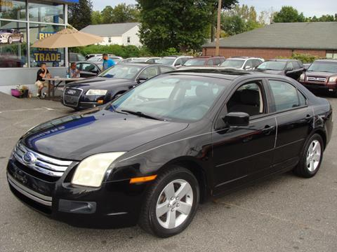 2008 Ford Fusion for sale in Springfield, MA