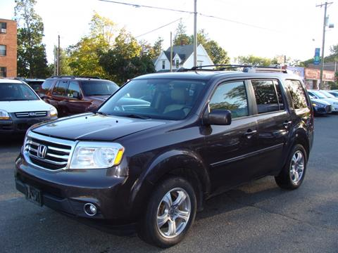 2013 Honda Pilot for sale in Springfield, MA