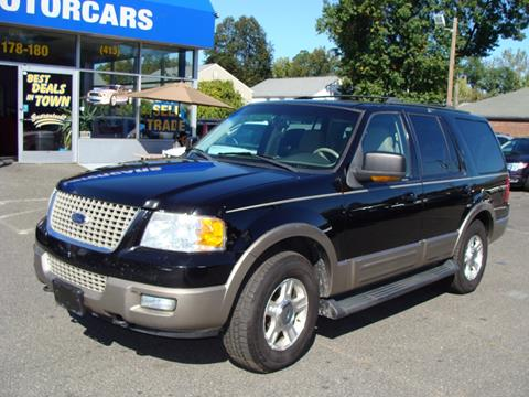 2003 Ford Expedition for sale in Springfield, MA