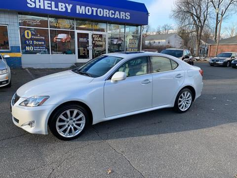 2008 Lexus IS 250 for sale in Springfield, MA