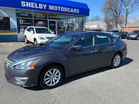 2013 Nissan Altima for sale in Springfield, MA