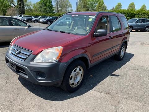 2005 Honda CR-V for sale in Springfield, MA