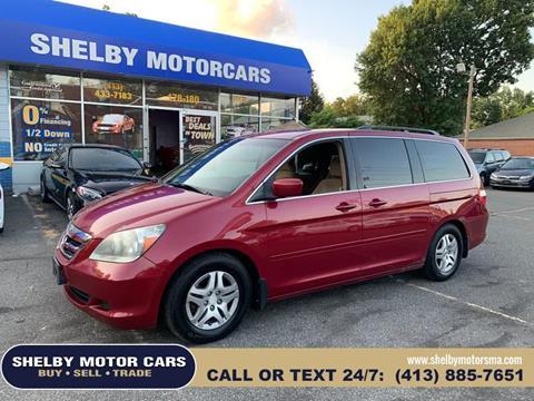 2005 Honda Odyssey for sale in Springfield, MA
