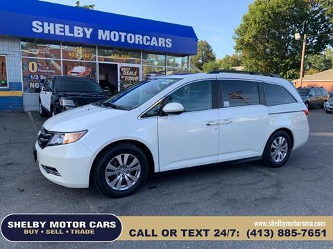 2014 Honda Odyssey for sale in Springfield, MA