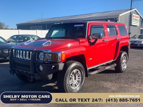 2006 HUMMER H3 for sale in Springfield, MA