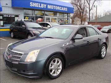 2009 Cadillac CTS for sale in Springfield, MA