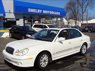 2005 Hyundai Sonata for sale in Springfield, MA