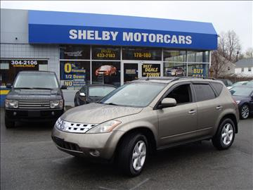 2004 Nissan Murano for sale in Springfield, MA