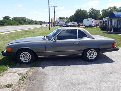 1985 Mercedes-Benz 380-Class for sale in Valparaiso, IN