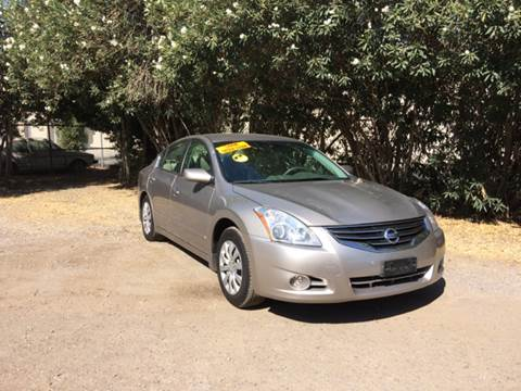 2012 Nissan Altima for sale in Tracy, CA