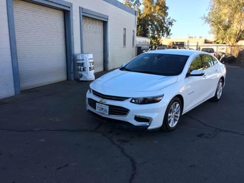 2016 Chevrolet Malibu for sale in Tracy, CA