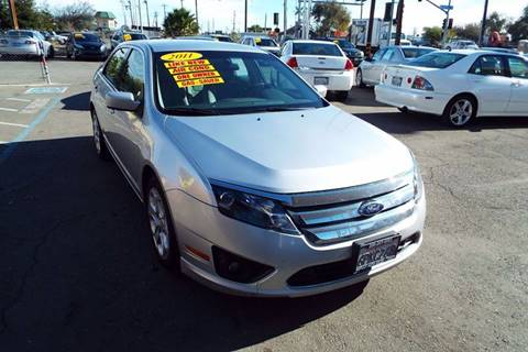 2011 Ford Fusion for sale in Tracy, CA