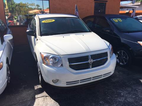 2010 Dodge Caliber for sale at Versalles Auto Sales in Hialeah FL