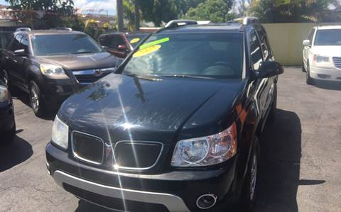 2007 Pontiac Torrent for sale in Hialeah, FL