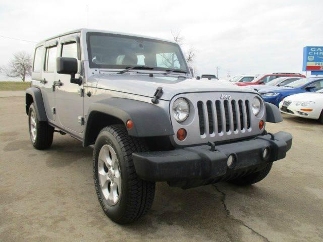 2013 Jeep Wrangler Unlimited In Galena IL - Postal Pete