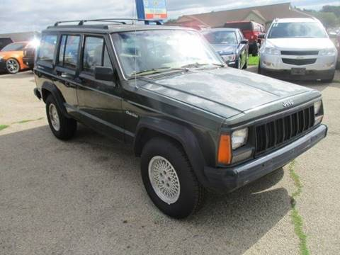 1996 Jeep Cherokee for sale in Galena, IL