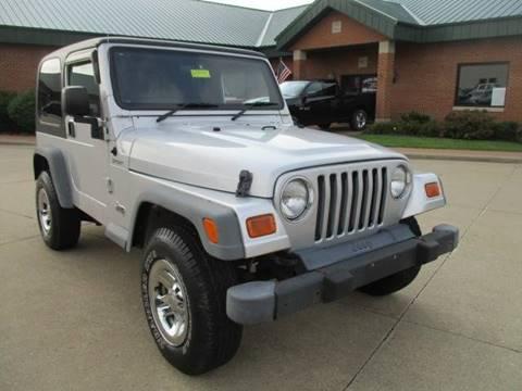 2006 Jeep Wrangler for sale in Galena, IL