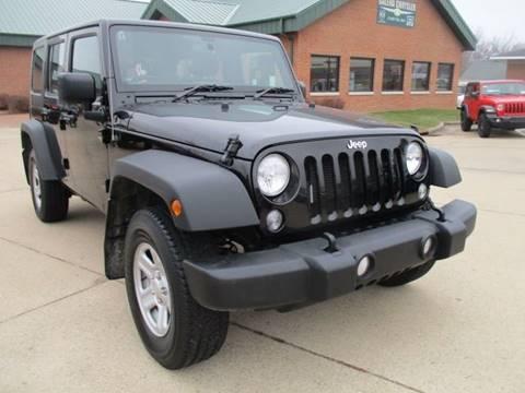 2017 Jeep Wrangler Unlimited for sale in Galena, IL