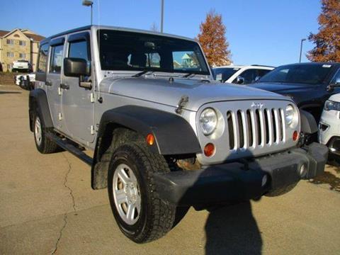 2010 Jeep Wrangler Unlimited for sale in Galena, IL
