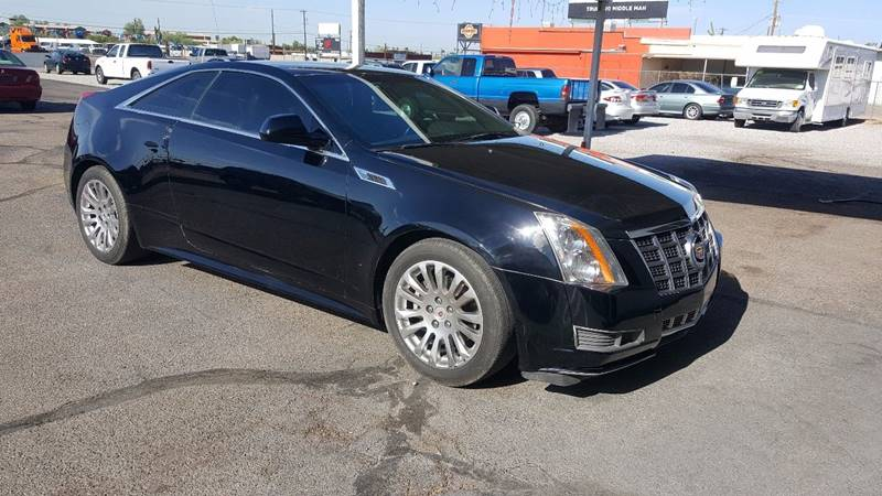 2012 Cadillac CTS for sale at AZ Auto and Equipment Sales in Mesa AZ