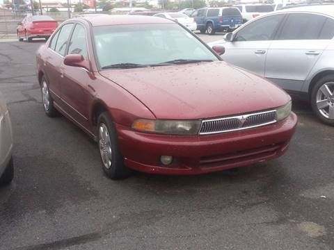 2002 Mitsubishi Galant for sale at AZ Auto and Equipment Sales in Mesa AZ