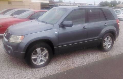 2007 Suzuki Grand Vitara for sale at AZ Auto and Equipment Sales in Mesa AZ