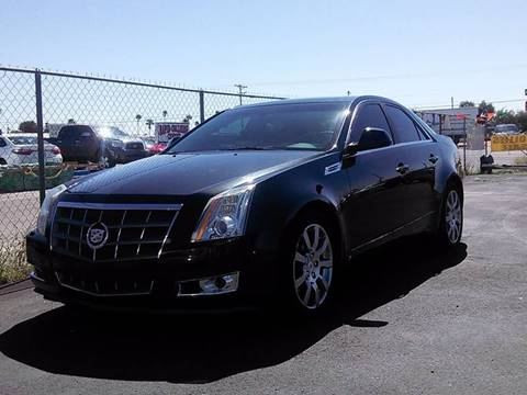 2009 cadillac cts for sale in arizona. Black Bedroom Furniture Sets. Home Design Ideas